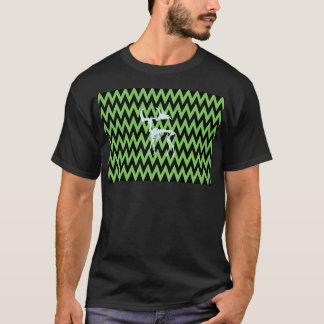 Irisches riesiges Rotwildskelett T-Shirt