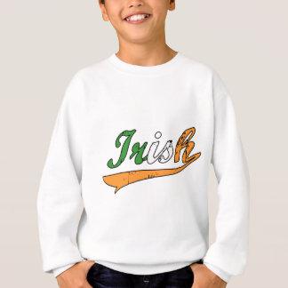 Irisches Skript Sweatshirt