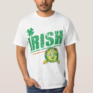 Irisches trinkendes Team T-Shirt