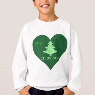 Irisches Weihnachten Sweatshirt
