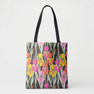 IrisdruckblumenTaschentasche Tasche