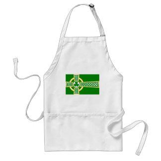 Irish_Celtic_Cross Schürze