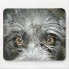 irish wolfhound mouse pad mousepad