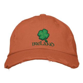 Irland Bestickte Baseballkappe