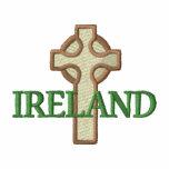 Irland Besticktes Kapuzenpulli