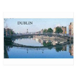 Irland Dublin (St.K.) Postkarte