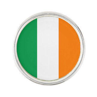 Irland-Flagge Anstecknadel