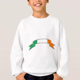 Irland-Flaggen-Band Sweatshirt