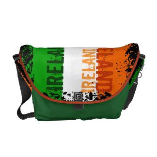 Irland-Flaggen-Bote-Tasche Kuriertasche