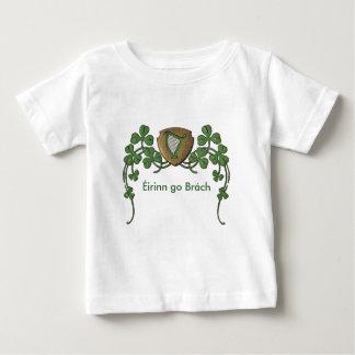 Irland für immer baby t-shirt