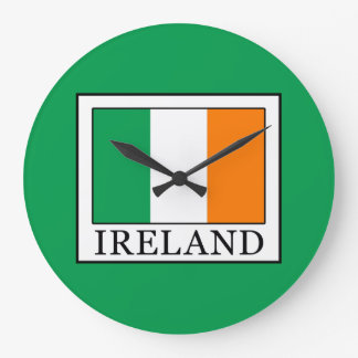 Irland Große Wanduhr