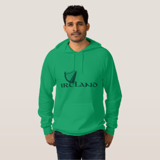 Irland-Harfen-Entwurf, irische Harfe Hoodie