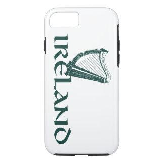 Irland-Harfen-Entwurf, irische Harfe iPhone 8/7 Hülle