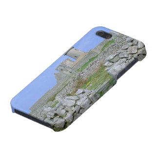 Irland, Inishmore, Aran Insel, Dun Aengus Fort iPhone 5 Hülle