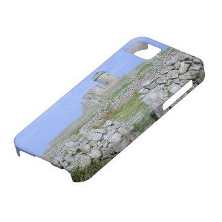 Irland, Inishmore, Aran Insel, Dun Aengus Fort iPhone 5 Hüllen