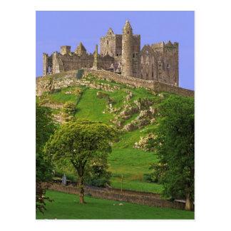 Irland, Landkreis Tipperary. Ansicht des Felsens Postkarte