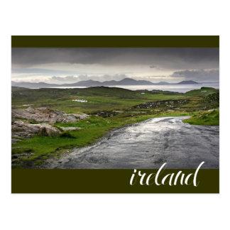 Irland Postkarte