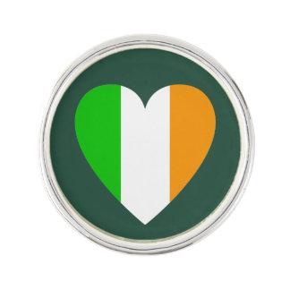 Irland-Revers-Button Anstecknadel