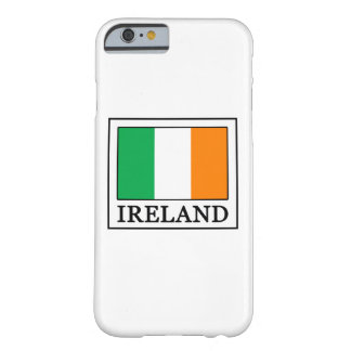 Irland-Telefonkasten Barely There iPhone 6 Hülle