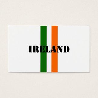 Irland Visitenkarten