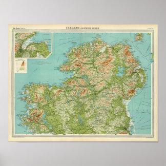 Irlandnordabschnitt Poster