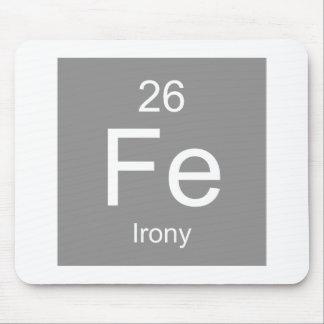 Ironie-Element Mauspads