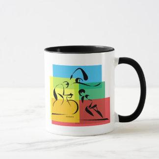 Ironman abstrakte 4 tasse