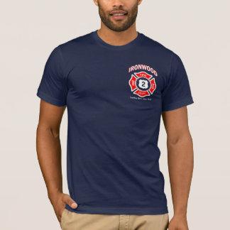 Ironwood-Feuer-Aufgaben-Shirt T-Shirt