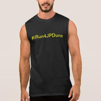 #iRun4JPDunn Ärmelloses Shirt