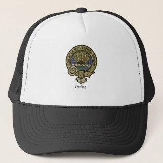 Irvine-Clan-Wappen Truckerkappe
