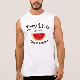 """Irvine Kalifornien """"eins in einer Melone"""" der Ärmelloses Shirt"""