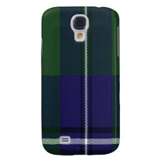 Irvine schottischer Tartan Samsung rufen Fall an