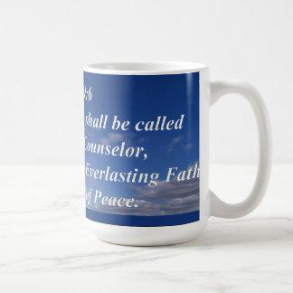 Isa. 9:11 kaffeetasse