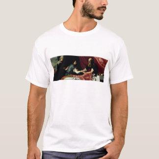 Isaac, der Jakob, 1637 segnet T-Shirt