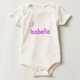 Isabella Baby Strampler