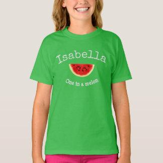 """Isabella der Name Ihr Kindes """"einer in einer T-Shirt"""