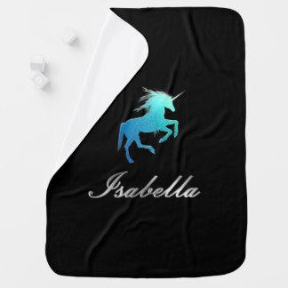 Isabella-Name Babydecke