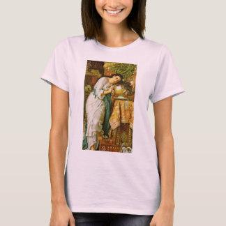 Isabella und der Topf des Basilikum-T - Shirt