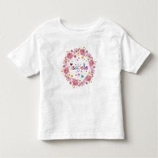 Isabelle-Name Kleinkind T-shirt