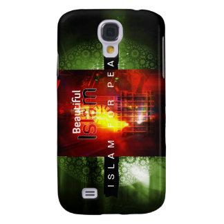 Islam für Frieden Galaxy S4 Hülle