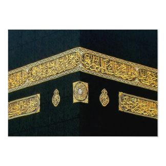 Islam-islamisches Hadsch Eid Al Fitr Adha Mubarak 12,7 X 17,8 Cm Einladungskarte