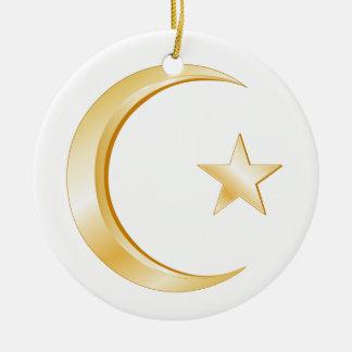 Islam-Symbol-Verzierung Keramik Ornament