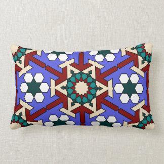 Islamische geometrische Muster Lendenkissen