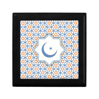 islamisches geometrisches Muster Geschenkbox