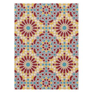 Islamisches geometrisches Muster Tischdecke