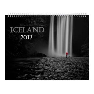 Island 2017 abreißkalender