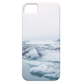 Island-Gletscher - Weiß Schutzhülle Fürs iPhone 5