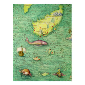 Island Postkarte