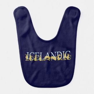 Isländisches Pferd Lätzchen