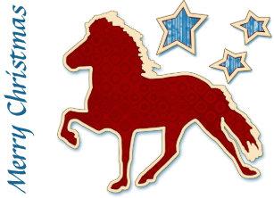 Frohe Weihnachten Pferd.Frohen Weihnachten Pferde Geschenke Zazzle De